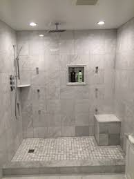 Handicap Tile Shower Designs Handicap Walk In Showers