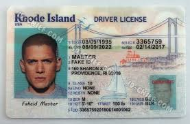 Maker Id Rhode Fake Premium Island Cards Id-chief