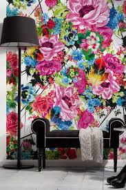 30 stylish ways to use fl wallpaper