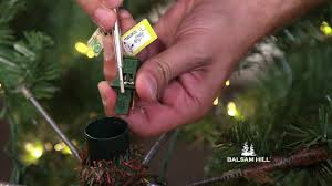What To Do When Pre Lit Tree Lights Go Out How To Replace The Fuses On Your Christmas Tree