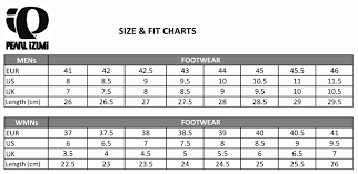 Cycling Shoe Size Chart Sizing Chart For Cycling Shoes Best Hybrid Bikes
