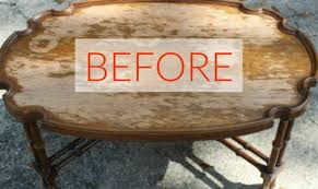 coffee table makeover ideas
