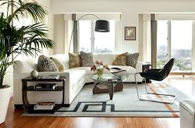 living room area rugs modern contemporary rug placement with sectional