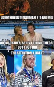 Sochi/ Asgard Winter Olympics 2014 Meme by kaijugroupie84 on ... via Relatably.com