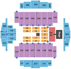 Luke Combs Seating Chart Luke Combs Tickets Sat Nov 2 2019 7 00 Pm At Tacoma Dome