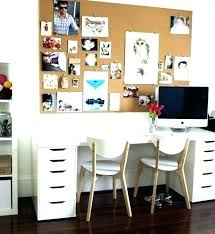 ikea office furniture ideas. Ikea Trestle Desk Office Ideas Furniture Extraordinary Gorgeous Closet Design