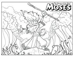 Baby Moses Coloring Pages Medium Size Of Baby Coloring Page Pages