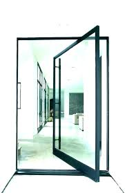 modern front doors with glass brilliant double door and entry side panels for security fron