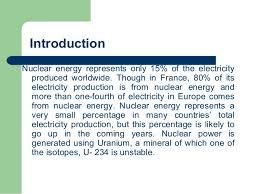 advantages of nuclear technology es advantages of nuclear technology essay