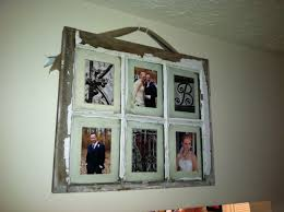 Old Window Frame Projects Window Pane Frame Look What I Made Pinterest Window Pane