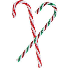 Plastic Candy Cane Decorations Amazon Christmas House Plastic Candy Cane Ornaments 100 100ct 1