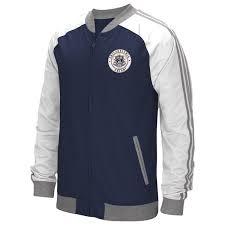 adidas jacket mens. men\u0027s philadelphia union adidas navy blue originals track jacket mens