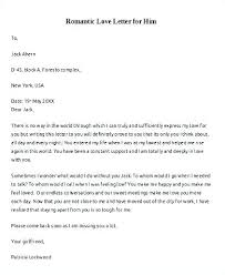Letter To Your Girlfriend Romantic Love Letters For Him Senetwork Co