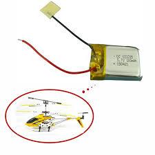 3,7 V 180mAh <b>Lipo аккумулятор</b> для <b>Syma</b> S107 S107G Skytech ...