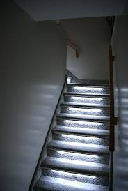stair lighting led. Led Stair Lighting Staircase With Carpet Gallery Reactive Automated Step .