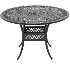 48 round patio table patio luxury round patio table