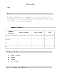 targeted resume sample resume in word template 24 free word pdf documents download