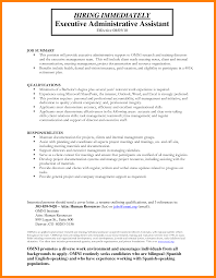 Sample Resume For Administrative Assistant 100 Office Assistant Duties Resume Informal Letters 89