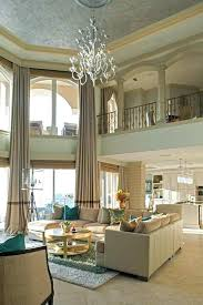 chandeliers for high ceilings ideas chandeliers for high ceilings and chandelier high ceiling living room beach
