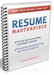 How To Write A Resume Correctly How To Make A Resume Job