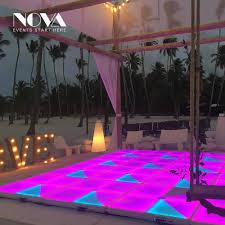 Factory Price Full Color Led Dancing Floor 45x45cm Led Matrix Panel Up Light Dance Floor 25 Head Dance Floor Led Light Buy High Quality 25 Head