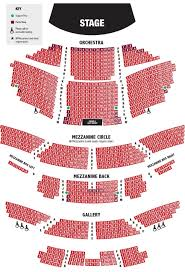 Milwaukee Pabst Theater Seating Chart