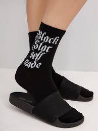 <b>Носки GOTHIC WORDS</b> Black Star Wear: Характеристики, фото ...