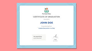 Completion Certificates New Course Completion Certificates On Teachable