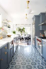 Tile is the cure for many small kitchen design woes. 51 Small Kitchen Design Ideas That Make The Most Of A Tiny Space Architectural Digest