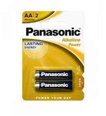 Купить <b>Батарейка Panasonic</b> Alkaline Power <b>AA</b>/LR6 2 шт ...