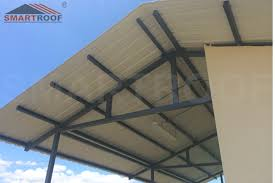 simple installation asa plastic sheet corrugated roof sheet in 1 5 mm thickness