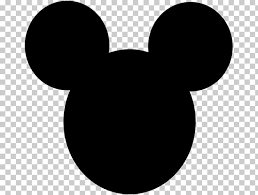 Free Mickey Mouse Template Download Mickey Mouse Minnie Mouse Silhouette Express Template Png