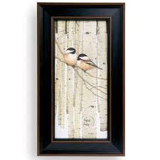 personalized love birds framed canvas print on personalized love birds wall art with personalized love birds framed canvas print at signals hb4112