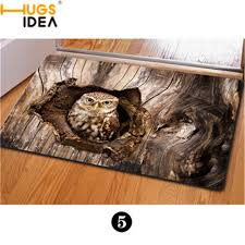 Hot Design Cute Squirrel Parrot Owl Print Bathroom Carpet Entrance Doormat  Rug Anti Slip Rectangular Bedroom Kitchen Floor Mat-in Bath Mats from Home  ...