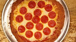 whole pepperoni pizza. Beautiful Whole Keto Pepperoni Pizza Recipe In Whole A