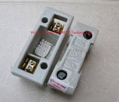 usd 8 46] thickened gb ceramic fuse box(60a)plug in fuse fuse box old ceramic fuse box thickened gb ceramic fuse box(60a)plug in fuse fuse box white material plug lead wire