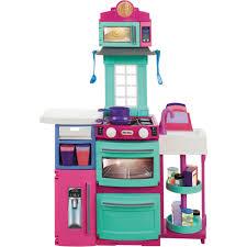 Little Tikes Storage Cabinet Little Tikes Cook N Store Kitchen Pink Walmartcom