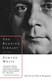 the burning library essays edmund white  the burning library essays edmund white 9780679754749 com books