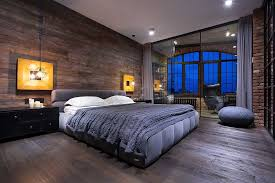 masculine furniture. Cool Masculine Bedroom Furniture Dark Brown Cubical Nightstand Long White Mattress Headboard Traditional Black Standing Table