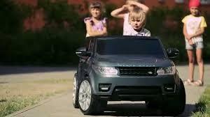 Range Rover Sport 12V - крутой <b>детский</b> джип (лицензия <b>Land</b> ...