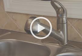 How To Repair A SingleHandle Kitchen Faucet  Leaky Faucet Replacing Kitchen Sink Taps