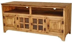 rustic pine tv stand. Perfect Stand Hacienda 60 Intended Rustic Pine Tv Stand S