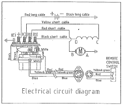 warn winch wiring schematic atv wirdig warn winch wiring diagram on t max winch wiring diagram atv