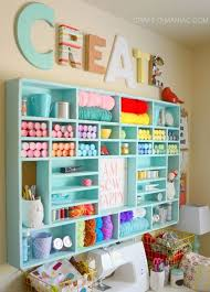craft room shelving ideas wall shelves craft room shelving ideas