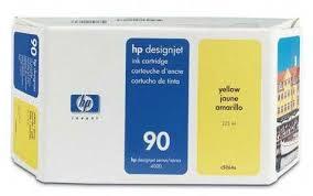 Купить <b>Картридж HP №90</b>, желтый в интернет-магазине ...