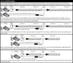 www ledstripsales flexible led strip lights wiring diagram and Wiring Diagram Led Strip Lights hitlights wiring diagrams led light strip amplifiers within diagram wiring diagram for led strip lights