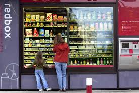 Automated Vending Machines Impressive Vending Machines Of The Past And Present WSJ