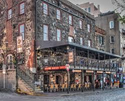 Chart House Restaurant Dockside Bar River Street Savanna
