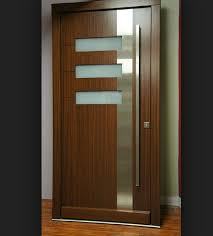 awesome wood door with glass wooden front leaded adamhosmer com insert panel philippine image on top