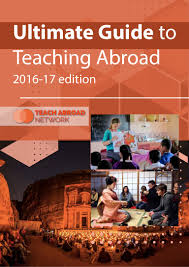 Teach Graphic Design Abroad Ultimate Guide To Teaching Abroad 2016 2017 Edition